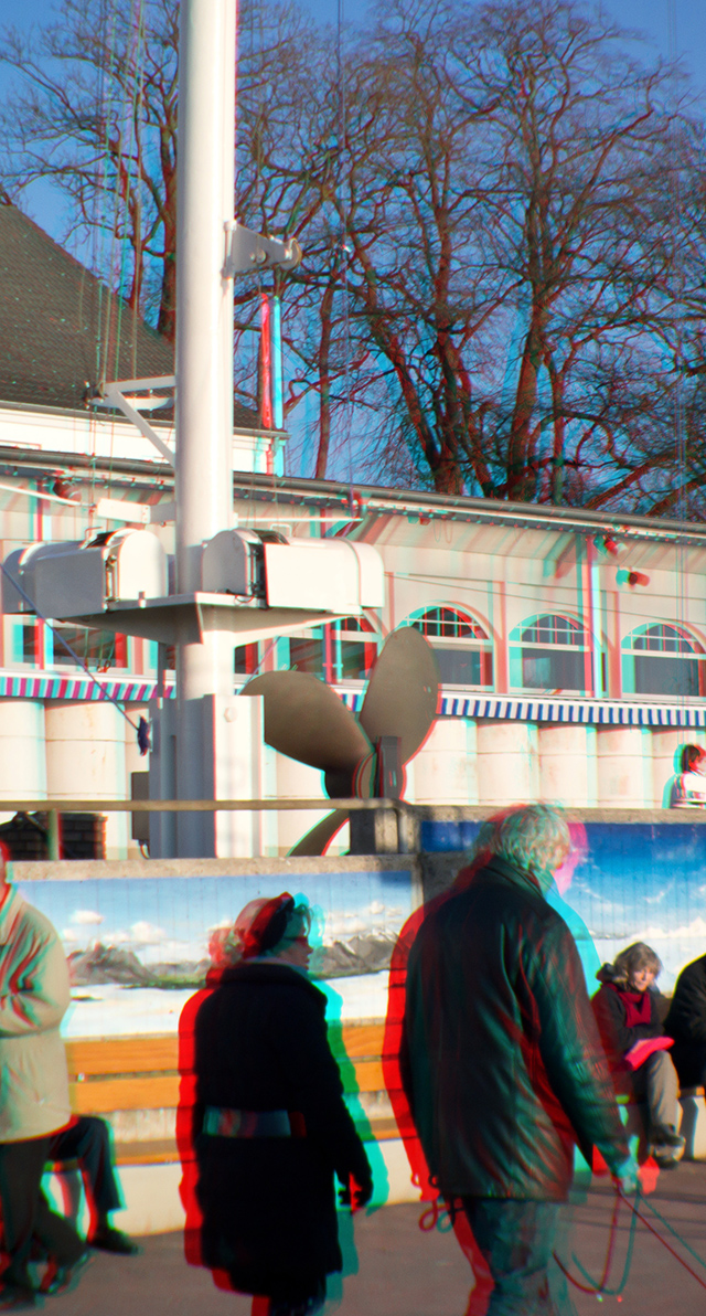 3D anaglyph taken with Loreo LA9005 mFT and wide angle converters